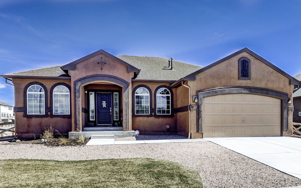 new ranch style home for sale in colorado springs colorado springs real estate