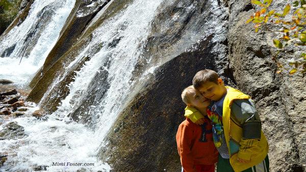 Helen Hunt Falls Colorado Springs