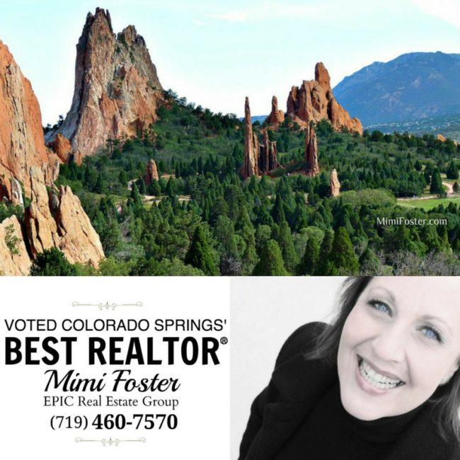 Mimi Foster Best CO Springs Realtor