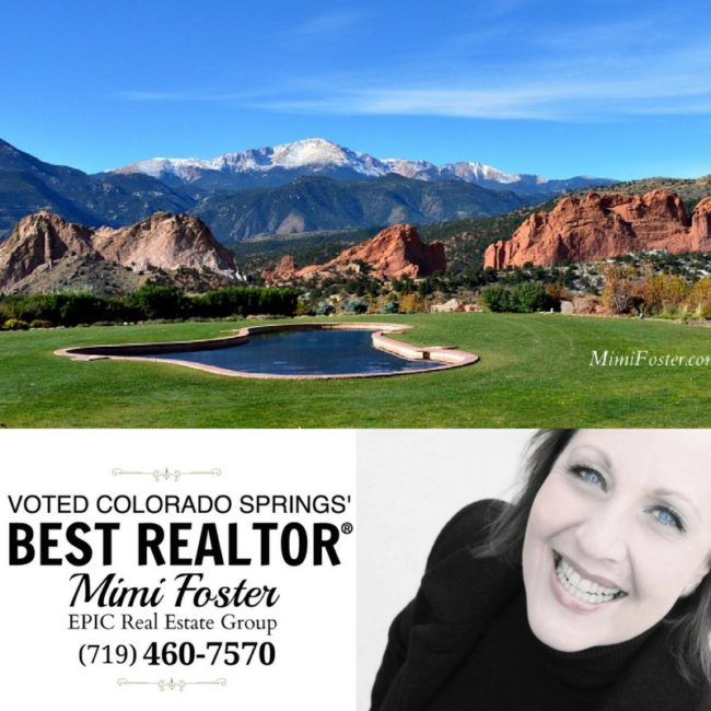 CO Springs Best Real Estate Agent