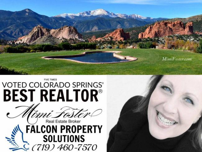 Mimi Foster CO Springs Best Realtor