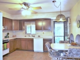 Good-sized kitchen with room for table