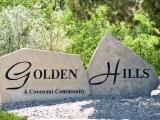 Golden Hills In Rockrimmon in Northwest Colorado Springs