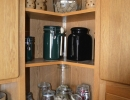 Corner cabinetry