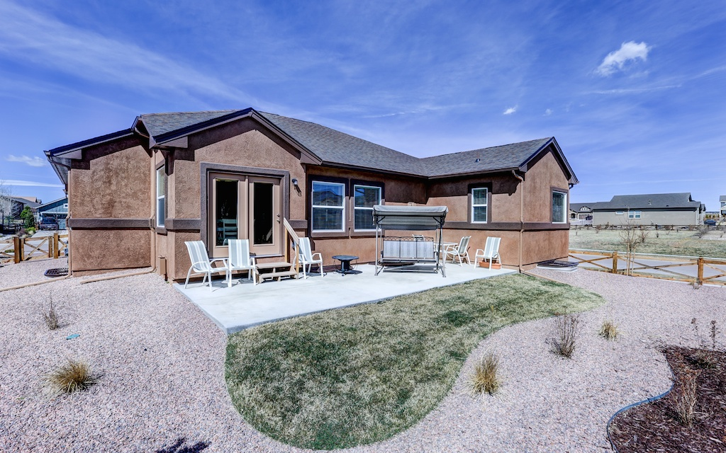 New Ranch Style Home For Sale In Colorado Springs