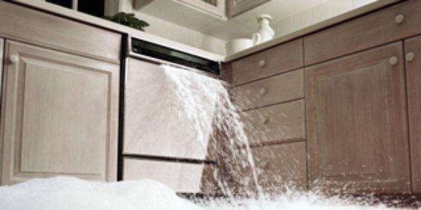 Colorado College Rental Dishwasher Malfunction