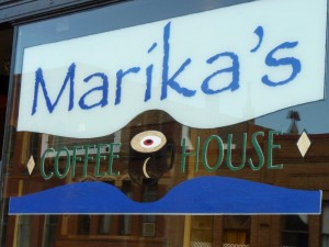 Colorado Springs Coffee Shops - Marika's