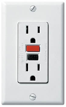 What is a gfci colorado springs real estate also known as a gfi a ground fault circuit interrupter is an inexpensive outlet or device that protects you from being shocked burned sciox Images