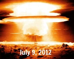 DOOMSDAY July 9, 2012