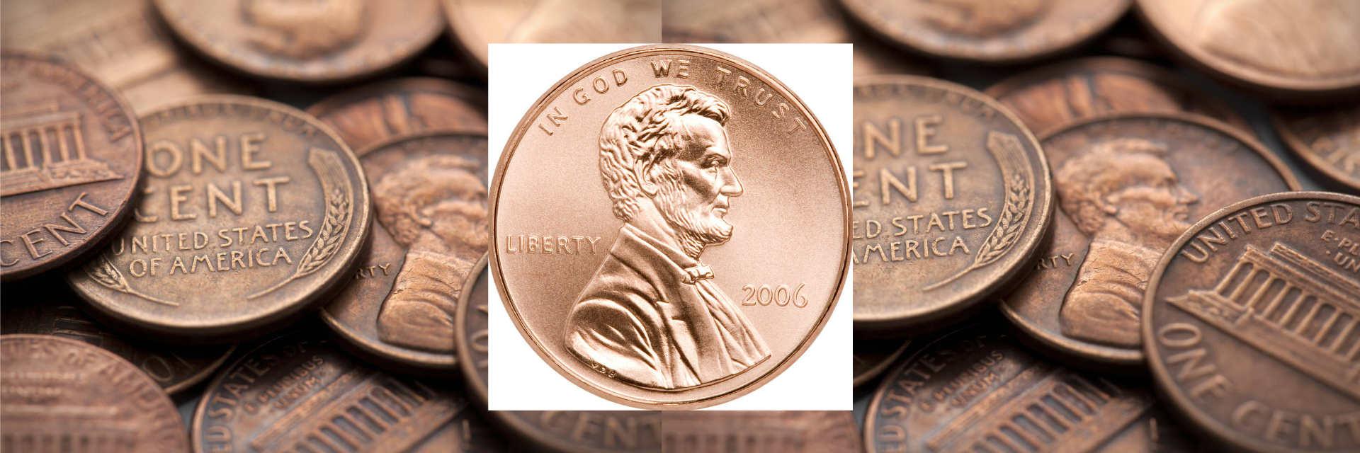 Be the shiny penny