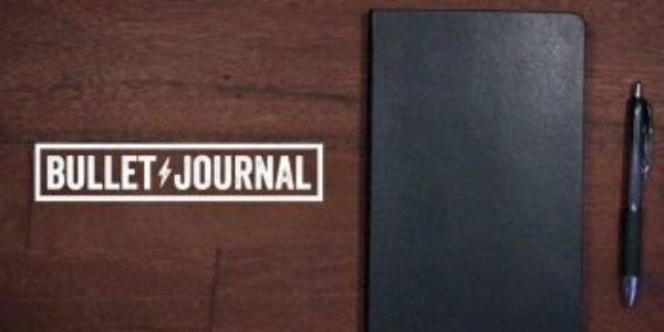 Bullet Journal Rocked My World