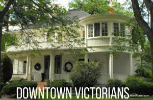 Downtown Victorians