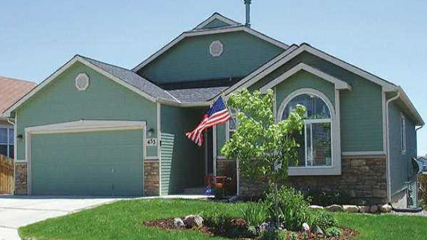 Ranch Style Home for Sale Colorado Springs