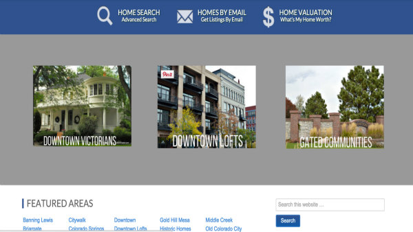 Search for Colorado Springs Homes for Sale