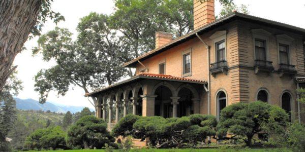 Downtown Colorado Springs Victorian Homes