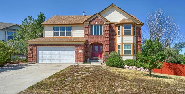 Briargate Home for Sale Colorado Springs