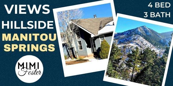 Home for Sale 307 Elkhorn Manitou Springs