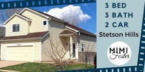 5004 Sweetgrass Lane Home for Sale Colorado Springs