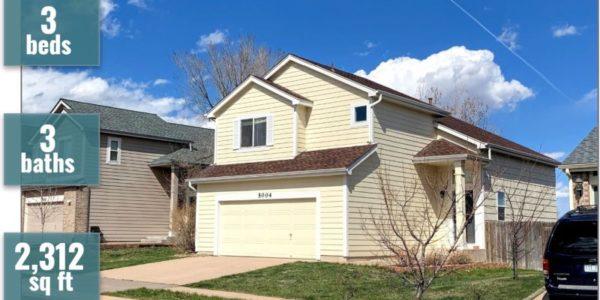 5004 Sweetgrass Lane, Colorado Springs Home For Sale