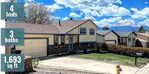 Colorado Springs Home for Sale 2845 Buttermilk Circle