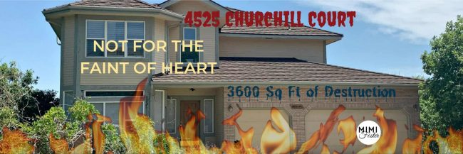House from Hell for sale Colorado Springs