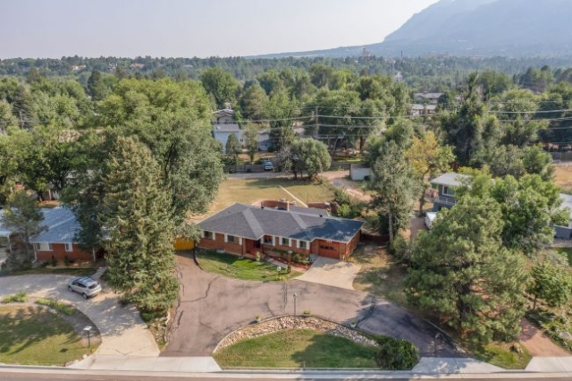 Brick home for sale near Broadmoor Hotel