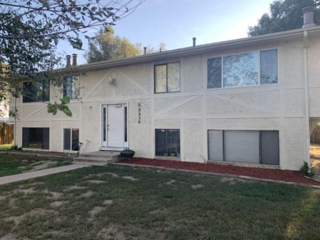 Fourplex for Sale Colorado Springs
