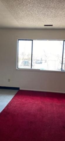 living room in fourplex for sale in colorado springs