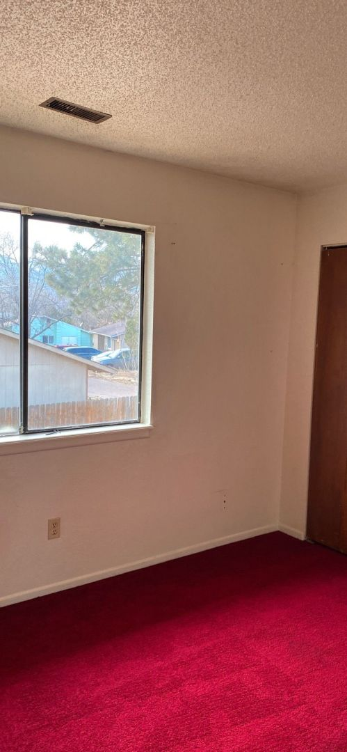 bedroom in investment property for sale in colorado springs