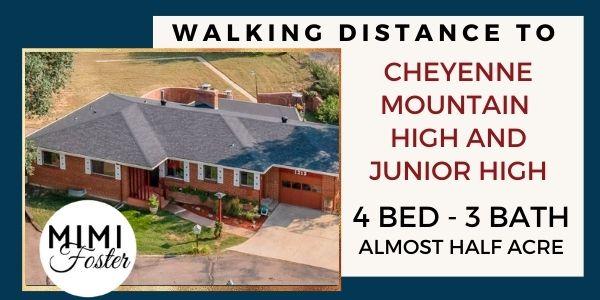 1213 La Veta Way Colorado Springs Home for Sale