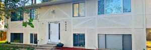 front view of colorado springs fourplex for sale